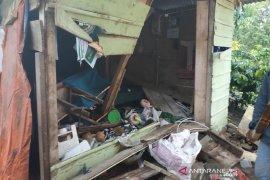 Gajah liar kembali rusak dua rumah warga di Bener Meriah