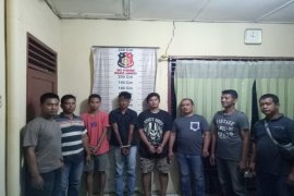 Tiga warga Batang Serangan ditangkap polisi terkait penggunaan sabu-sabu