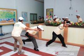 Pelatihan bulan K3 PLN UPDK Pandan sukses