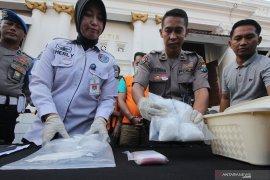 Kasus peredaran narkotika