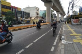 Pergub DKI tentang jalur sepeda sah mulai berlaku Jumat