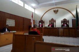 Kadispora Garut divonis satu tahun penjara terkait kasus izin bumi perkemahan