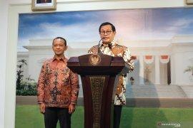 Presiden Jokowi rencana umumkan 12 nama staf khusus