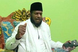 Tokoh agama, KH Abdul Kahar Yelipele  ajak warga jaga kedamaian di Papua