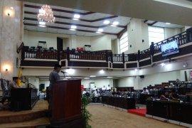 Gubernur apresiasi raperda perlindungan dan pemberdayaan petani