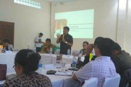Kemenpar dan Ekonomi Kreatif diskusi kopi dengan MPIG di Samosir