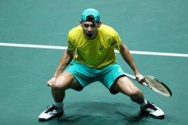 Minaur pertama kalinya kalahkan Zverev di ATP Cup