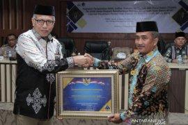 Berhasil kelola anggaran, Aceh Barat raih penghargaan WTP dari pemerintah pusat