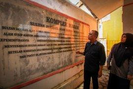 Legislator prihatin kondisi makam Sultan Aceh