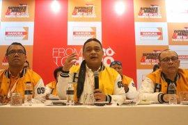 Rapimnas Partai Hanura sepakati OSO kembali jabat Ketum