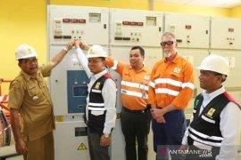 Perkuat pasokan listrik, Tambang Emas Martabe dan PLN Padangsidimpuan resmikan Gardu Induk Martabe di Batangtoru