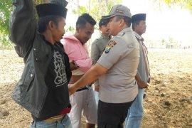 Miliki senjata api illegal seorang warga desa ditangkap polisi
