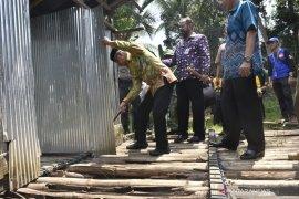 Bupati deklarasi BABS Desa Sungai Asam