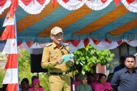Bupati Halut lapor balik mantan Manager CSR PT NHM ke Polda Malut
