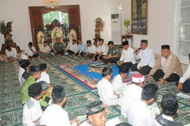 Pangdam Udayana adakan doa bersama anak-anak panti asuhan lintas agama