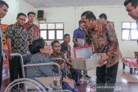 Pemkot Padangsidimpuan latih penyandang disabilitas