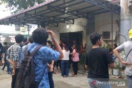 Mahasiswa Nomensen Medan bentrok, satu orang tewas