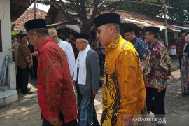 Wapres ziarah ke makam Sunan Gunung Jati di Cirebon