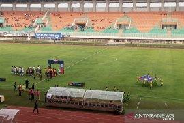 PS Tira Persikabo kalah 1-2 dari tamunya PSIS Semarang
