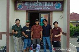 Polres Bangka Selatan berhasil ringkus pengedar narkoba jenis sabu