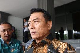 KSP Moeldoko tidak setuju BNN dibubarkan
