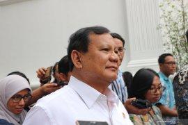 Menteri Pertahanan Prabowo janji cari kebocoran di pengadaan alutsista