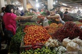 Harga bawang merah naik ke posisi Rp25.000/kg