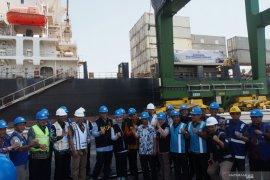 Menteri Edhy Prabowo lepas ekspor raya hasil perikanan ke 43 negara