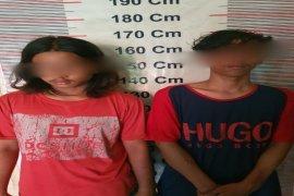 Dua remaja di Stabat ditangkap polisi karena memiliki sabu-sabu