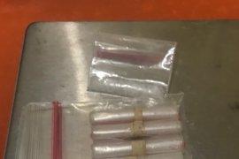 Satnarkoba Polres Bangka menangkap pelaku pengedar narkoba