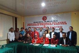 Projamin DPW Banten dideklarasikan, kawal program pembangunan