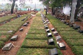Blok Makam di Tangerang Selatan diseragamkan