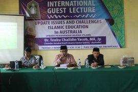 STAI Tgk Chik Pante Kulu gelar International Guest Lecture