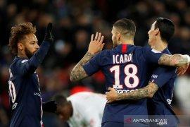 PSG atasi Lille berkat gol Icardi dan Di Maria
