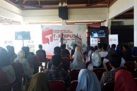 Telkomsel tingkatkan minat baca masyarakat Maluku Utara