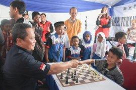 Pemkot Kediri dukung kaderisasi atlet catur