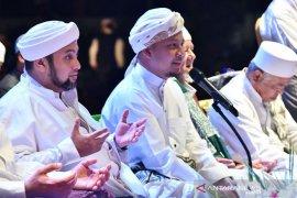 Guru Syairazi pimpin HSS bersholawat