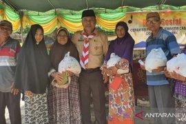 Pramuka Gorontalo Utara lakukan terobosan dengan menekan angka kemiskinan