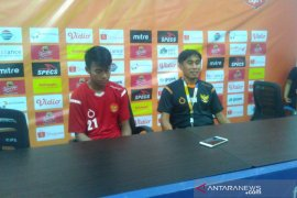 Pelatih tim pelajar Indonesia minta maaf, pemain sudah maksimal