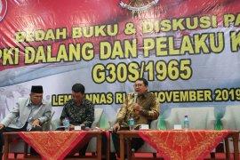 Gerindra tegaskan pidato Rektor Unhan soal PKI tanpa persetujuan Prabowo