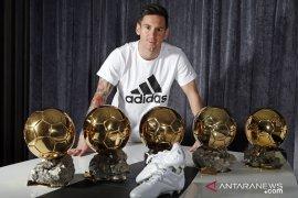 Lionel Messi sebut Ballon d'Or sebuah pengakuan yang indah