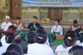 PGRI Klungkung tingkatkan pembangunan karakter guru