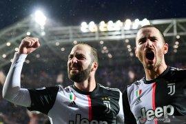 Juve bangkit dari ketinggalan untuk amankan kemenangan 3-1 di markas Atalanta