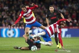 Atletico hanya bawa pulang satu poin dari markas Granada