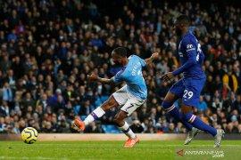 Manchester City jungkalkan  Chelsea 2-1