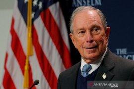 Siap kalahkan Donald Trump, miliarder Michael Bloomberg maju Pilpres AS