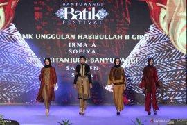 Banyuwangi Batik Festival 2019