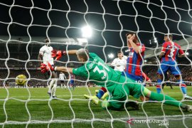 Liga Inggris: Tundukkan Palace, Liverpool perpanjang catatan tak terkalahkan