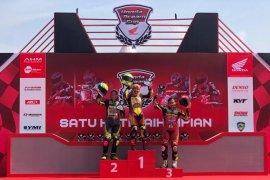 Dewasena Karawang rebut dua gelar juara pada sesi awal Honda Dream Cup