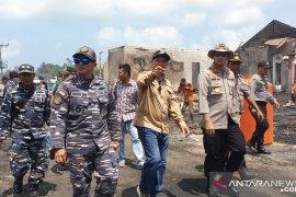 DPRD Kotabaru prihatin atas musibah kebakaran di Pulau Sebuku